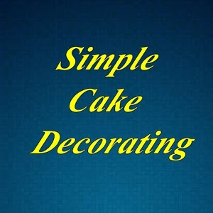 Simple Cake Decorationg