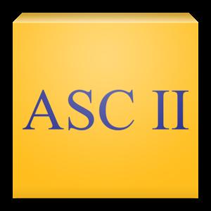 Asc II Art Editor