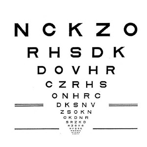 Visual Acuity Chart Designer
