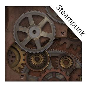 XPERIA™ THEME Steampunk