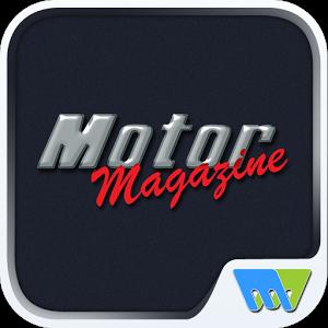 Motor car crush motor