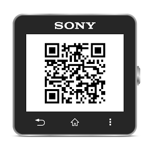 Smart Business Card - Sony SW2