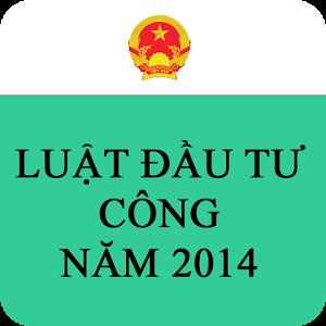 Luat Dau tu cong 2014