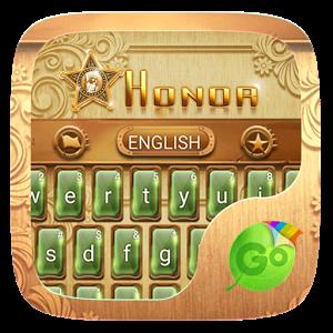 Honor Keyboard Theme & Emoji
