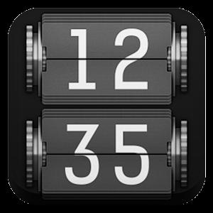 Flip V Clock for Gear Fit