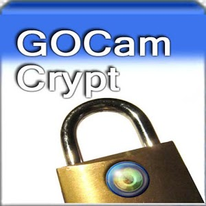 GOCamCrypt - Crypt JPEG jpeg