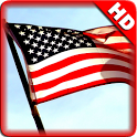 3D Us Flag WP flag