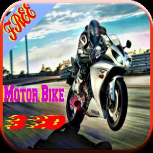 Real Motor Bike 3D bike motor