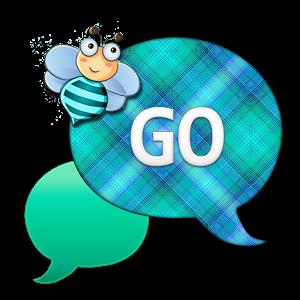 GO SMS THEME|AquaBee sms