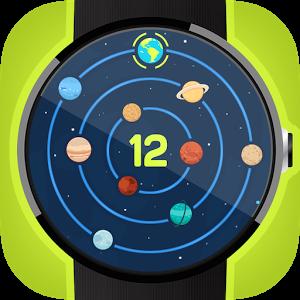 Wear Orbits - Android Wear