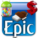 EpicBlue CM9/10 Theme (DONATE)