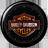 Harley Davidson 2 Clock Widget