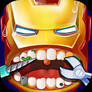 Superhero Rescue- Be a Dentist