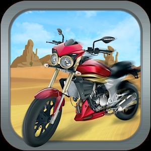 Desert Motor Bike bike motor