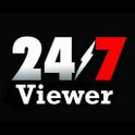 24/7 Viewer - Webcam Security