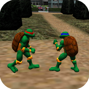 Turtle Fight 3D