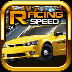 Crazy Taxi Racer 3D