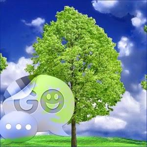 GO SMS PRO Theme Tree Buy