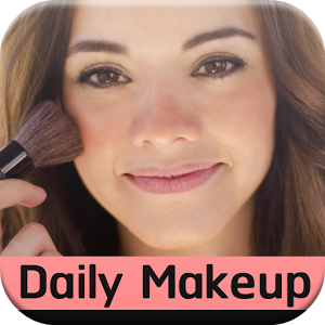 Apply Simple Makeup Daily