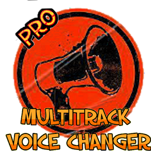 Voice Changer MultiTrack PRO