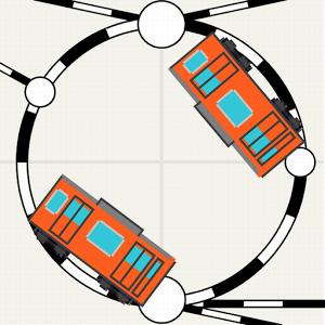 TrainOnMap大阪環状線