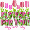 Mothers Day Flowers LWP backgrounds mothers ringtone