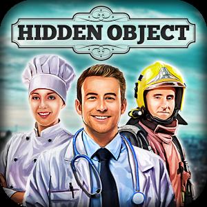 Hidden Object - I Love My Job