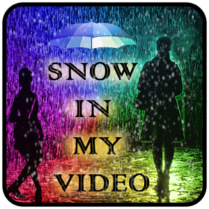 Snow Video Maker- Flurry Video bibcam zshare video