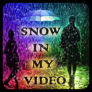 Snow Video Maker- Flurry Video video