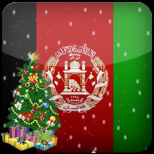 Afghanistan Xmas Radios