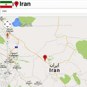 Iran Map www iran mahvare com