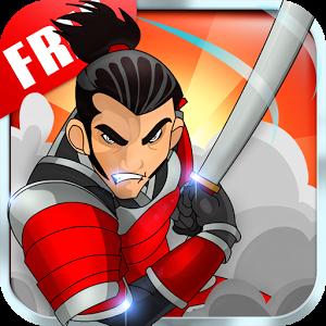 Samurai Run - Samurai Fight
