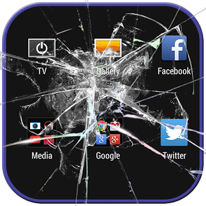 Crack Screensaver 3d screensaver
