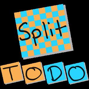 Split To-Do split