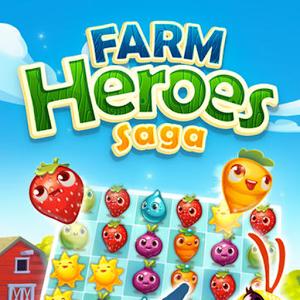 Farm Hero Saga 2 3D