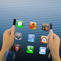 Transparent iPhone Launcher