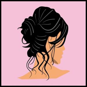 Hair Styling Step by Step doa qibla step