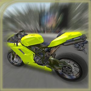 Motorbike Damage Racing
