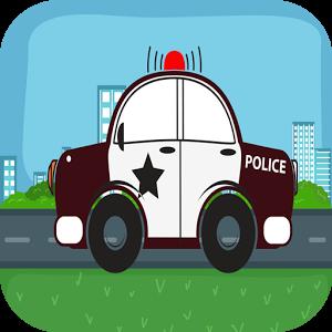 Police car Run