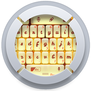 Fire TouchPal Theme