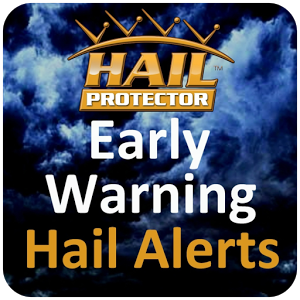 Early Warning Hail Alerts earthquake early warning