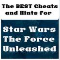 Star Wars The Force Un. Cheats