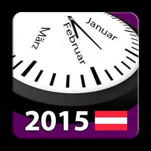 2015 Österreich Kalender NoAds