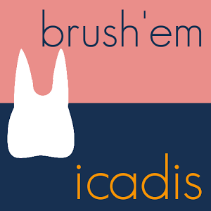 Brush`em brush folder system