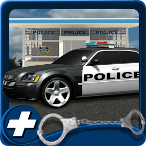 Free 3D Police Car Parking