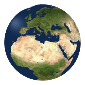 3D Earth Demo
