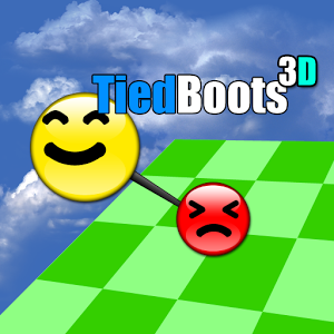 Tied Boots 3D
