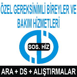 AÖF ÖZEL GEREK BİREY&BAKIM HİZ