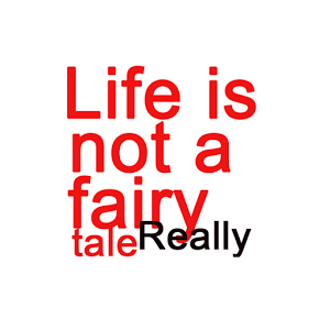 Life is not a fairy tale Bk10 fairy life theme
