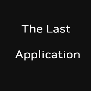 The Last Application application